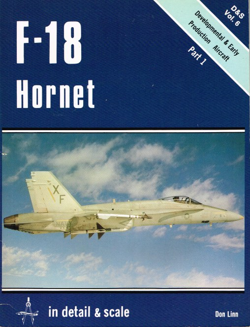 Image for DETAIL & SCALE VOL.6: F-18 HORNET (PART 1)