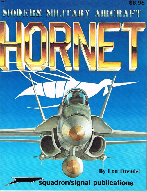 Image for MODERN MILITARY AIRCRAFT: HORNET
