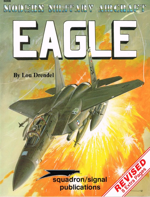 Image for MODERN MILITARY AIRCRAFT: EAGLE (REVISED)