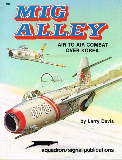 Image for MIG ALLEY: AIR TO AIR COMBAT OVER KOREA