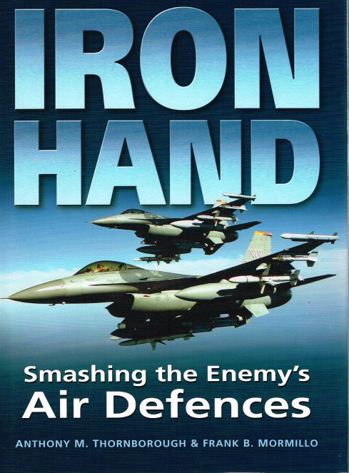 Image for IRON HAND: SMASHING THE ENEMY'S AIR DEFENCES