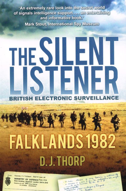 Image for THE SILENT LISTENER: FALKLANDS 1982