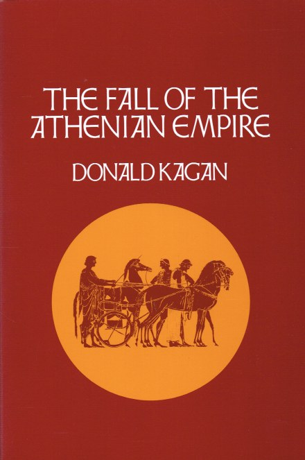 Image for THE FALL OF THE ATHENIAN EMPIRE
