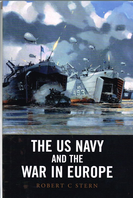 Image for THE US NAVY AND THE WAR IN EUROPE