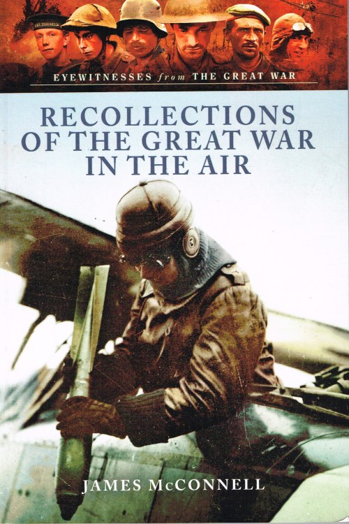 Image for RECOLLECTIONS OF THE GREAT WAR IN THE AIR