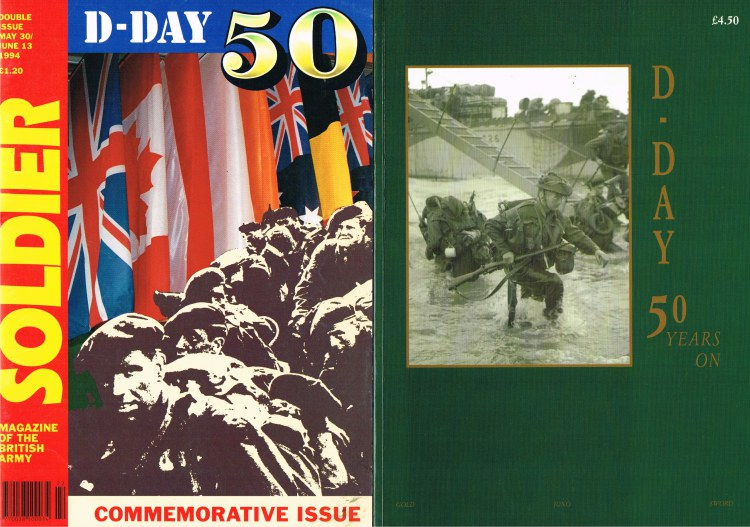 Image for D-DAY 50TH ANNIVERSARY EPHEMERA