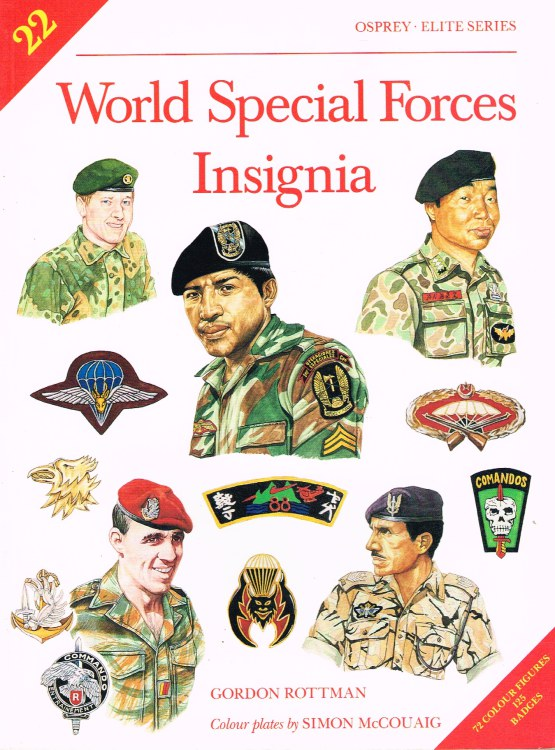Image for WORLD SPECIAL FORCES INSIGNIA