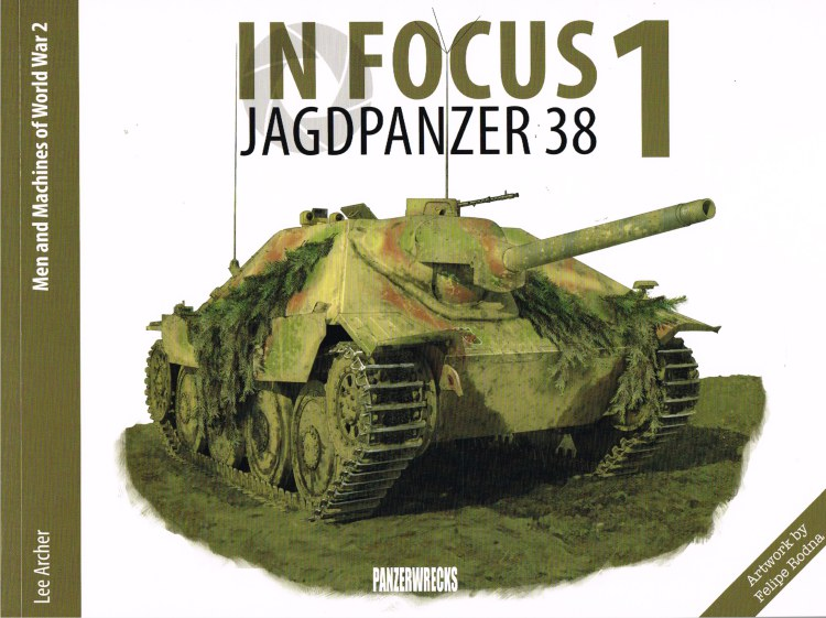 Image for IN FOCUS 1: JAGDPANZER 38