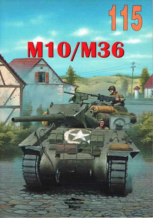 Image for M10/M36 ACHILLES (POLISH TEXT)