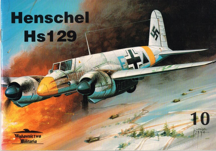 Image for HENSCHEL HS 129 (POLISH TEXT)