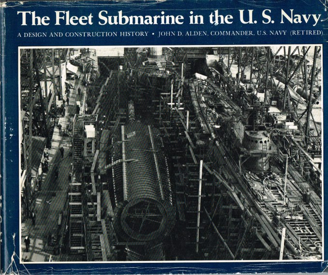 Image for THE FLEET SUBMARINE IN THE US NAVY: A DESIGN AND CONSTRUCTION HISTORY