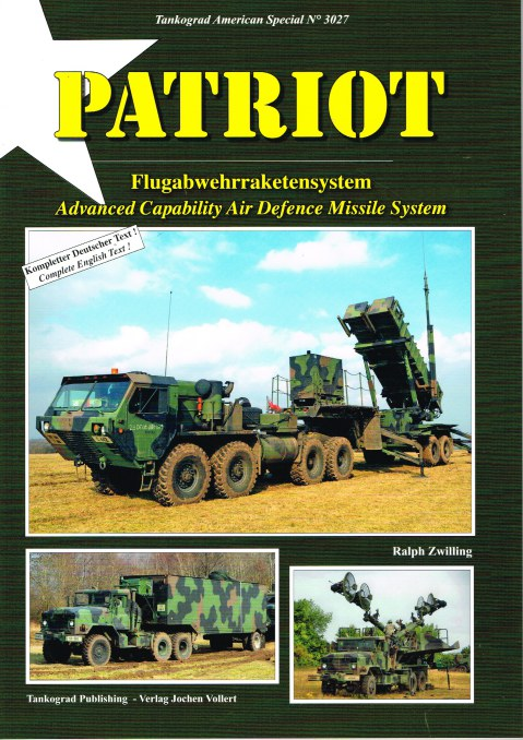 Image for PATRIOT : ADVANCED CAPABILITY AIR DEFENCE MISSILE SYSTEM