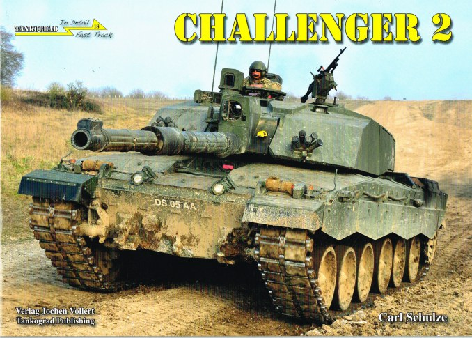 Image for IN DETAIL FAST TRACK 18: CHALLENGER 2