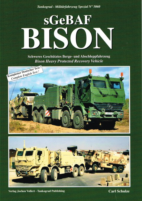 Image for BISON HEAVY PROTECTED RECOVERY VEHICLE