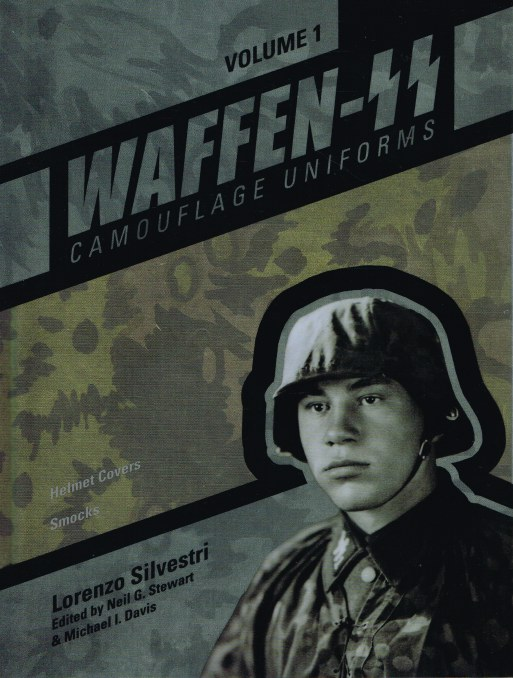 Image for WAFFEN-SS CAMOUFLAGE UNIFORMS: VOLUME 1