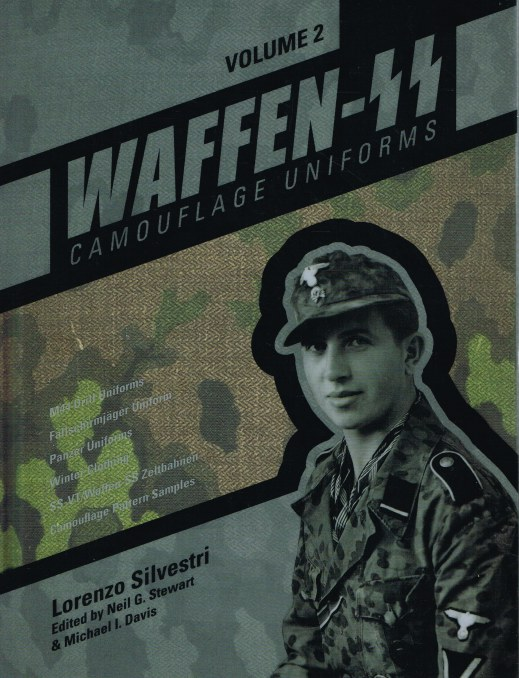 Image for WAFFEN-SS CAMOUFLAGE UNIFORMS: VOLUME 2