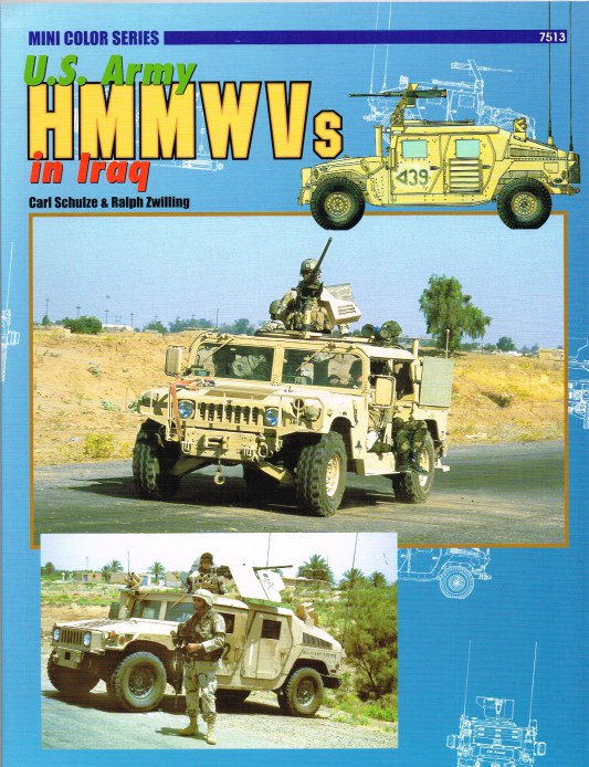 Image for US ARMY HMMWVS IN IRAQ