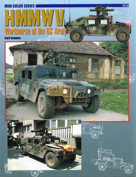 Image for HMMWV: WORKHORSE OF THE US ARMY
