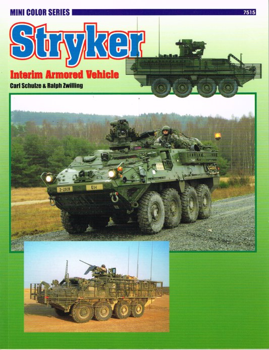 Image for STRYKER: INTERIM ARMORED VEHICLE