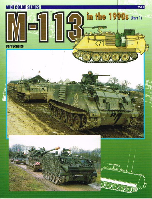 Image for M-113 IN THE 1990S (PART 1)