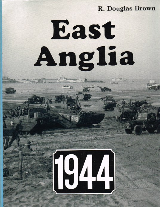 Image for EAST ANGLIA 1944