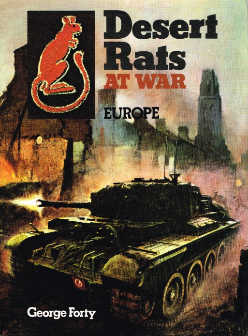 Image for DESERT RATS AT WAR 2: EUROPE