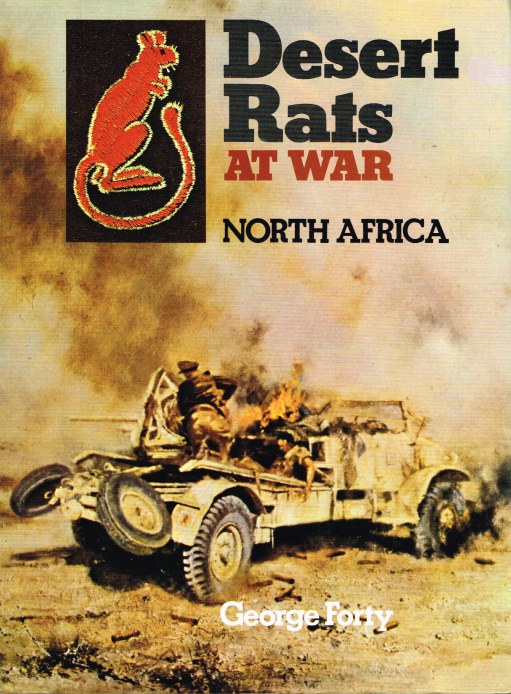 Image for DESERT RATS AT WAR 1: NORTH AFRICA