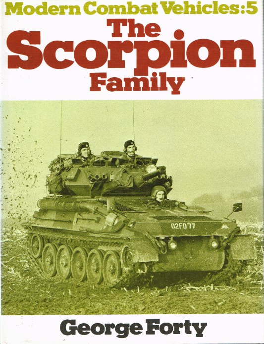 Image for MODERN COMBAT VEHICLES 5: THE SCORPION FAMILY