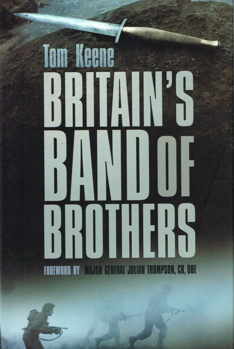Image for BRITAIN'S BAND OF BROTHERS