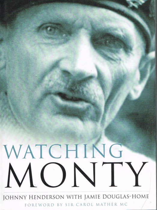 Image for WATCHING MONTY