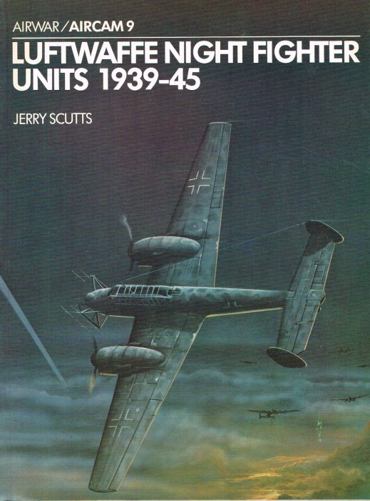 Image for AIRWAR 9 : LUFTWAFFE NIGHT FIGHTER UNITS 1939-45