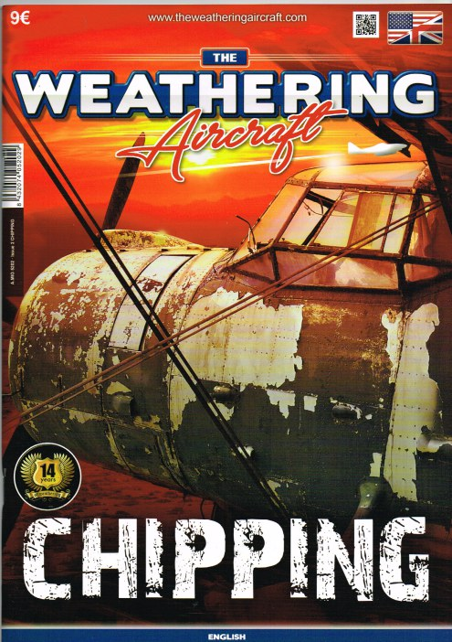 Image for THE WEATHERING AIRCRAFT ISSUE 2: CHIPPING