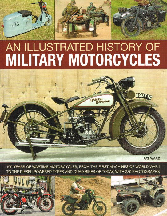 Image for AN ILLUSTRATED HISTORY OF MILITARY MOTORCYCLES