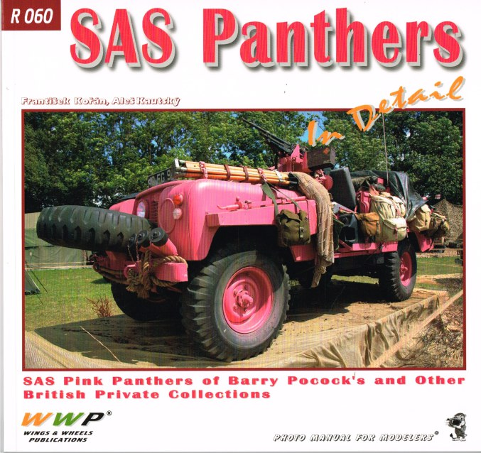 Image for SAS PANTHERS IN DETAIL