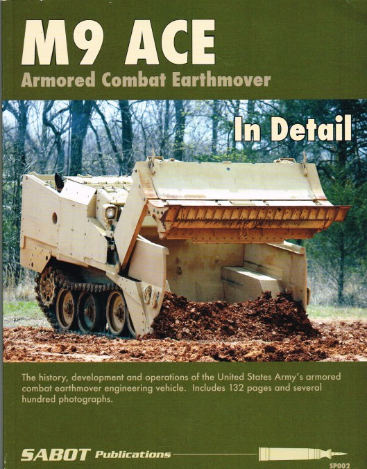 Image for M9 ACE ARMORED COMBAT EARTHMOVER IN DETAIL