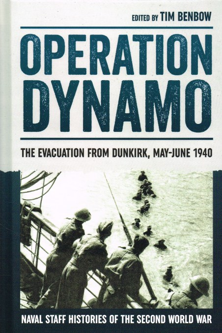 Image for OPERATION DYNAMO: THE EVACUATION FROM DUNKIRK, MAY - JUNE 1940