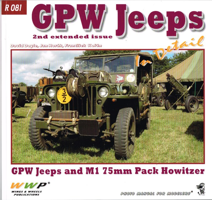 Image for GPW JEEPS IN DETAIL (2ND EXTENDED ISSUE)