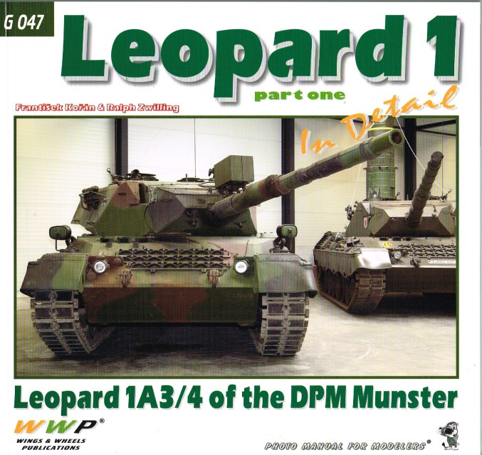 Image for LEOPARD 1 IN DETAIL - PART ONE