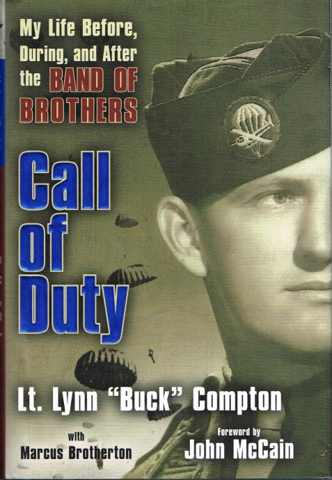 Image for CALL OF DUTY: MY LIFE BEFORE, DURING, AND AFTER THE BAND OF BROTHERS