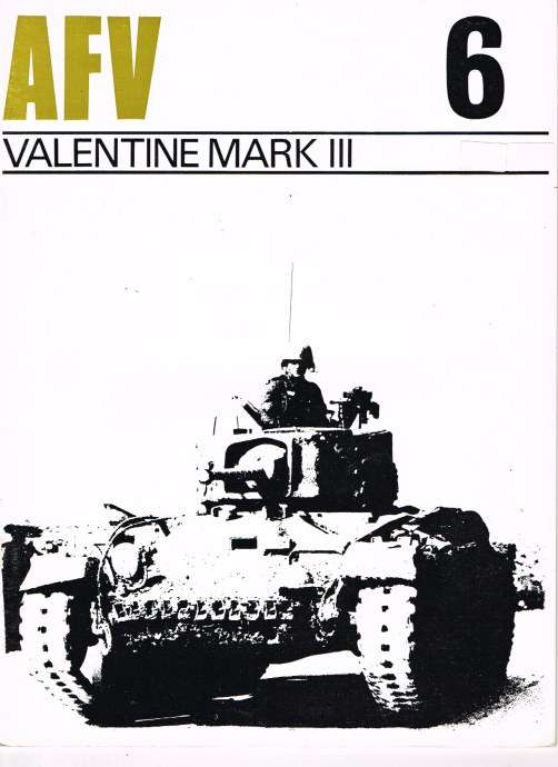 Image for PROFILE AFV 6: VALENTINE MARK III
