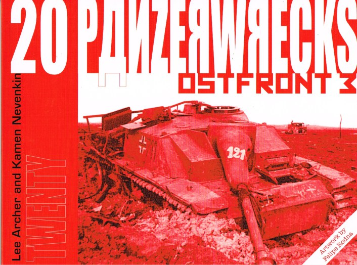 Image for PANZERWRECKS 20: OSTFRONT 3