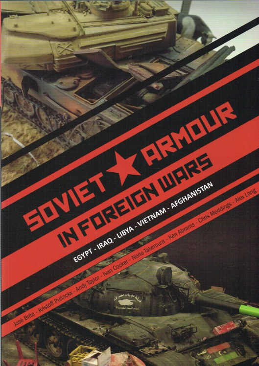 Image for SOVIET ARMOUR IN FOREIGN WARS