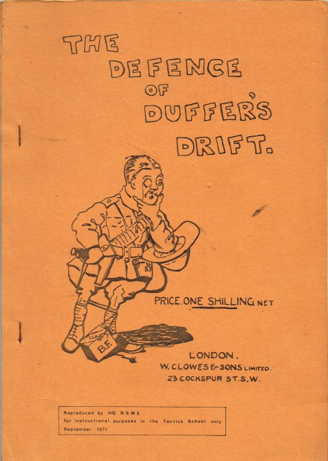 Image for THE DEFENCE OF DUFFER'S DRIFT