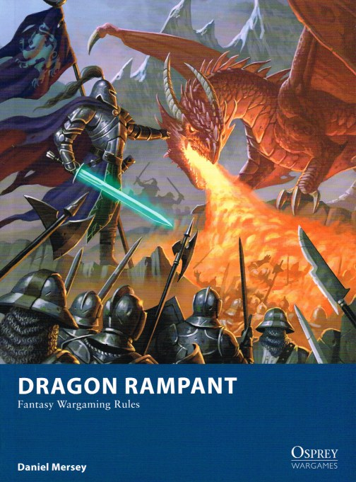 Image for DRAGON RAMPANT - FANTASY WARGAMING RULES