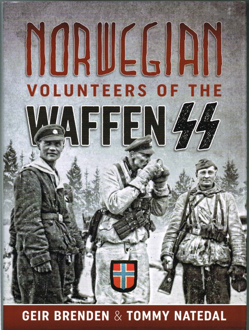 Image for NORWEGIAN VOLUNTEERS OF THE WAFFEN SS