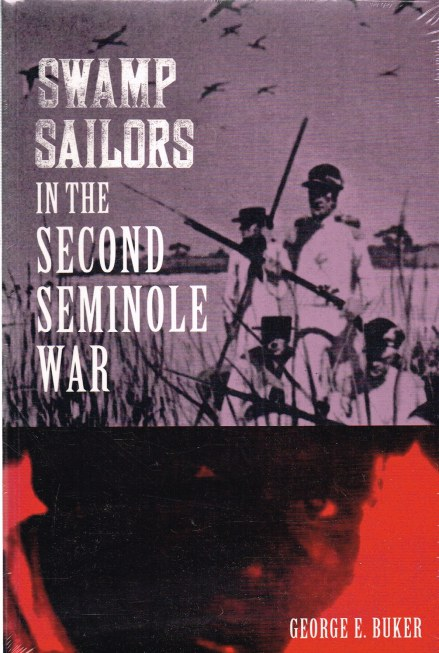 Image for SWAMP SAILORS IN THE SECOND SEMINOLE WAR