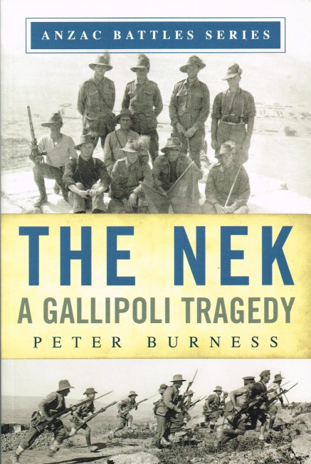 Image for THE NEK: A GALLIPOLI TRAGEDY