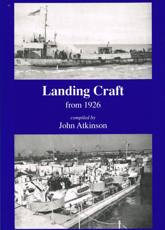 Image for LANDING CRAFT FROM 1926