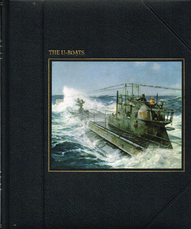 Image for TIME-LIFE: THE SEAFARERS: THE U-BOATS