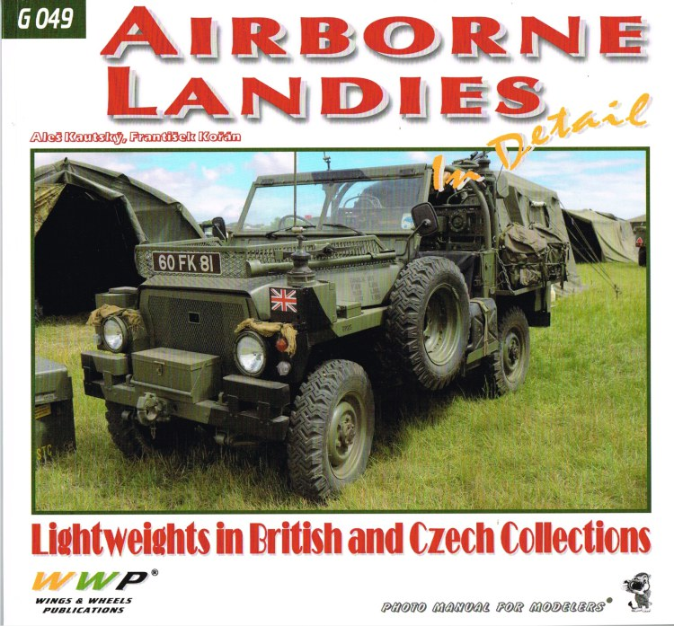 Image for AIRBORNE LANDIES IN DETAIL